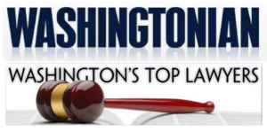 Washintonian Top Lawyers